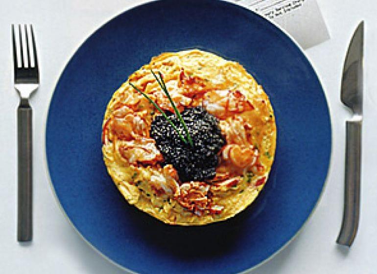 2004 omlett kaviar