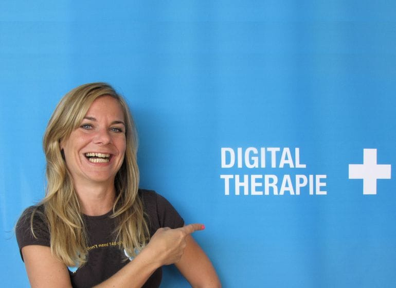 Anitra Eggler Digital Therapie