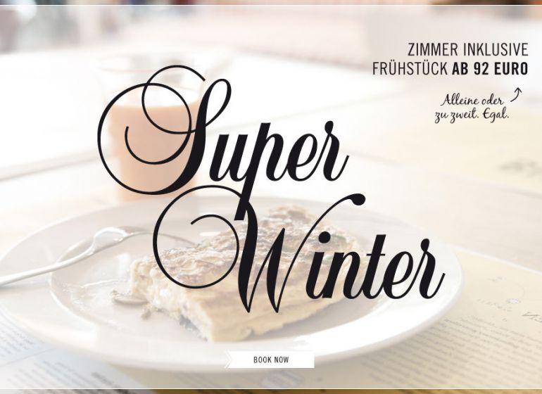 Special header winter