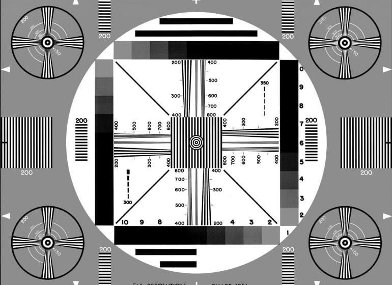 Test-pattern