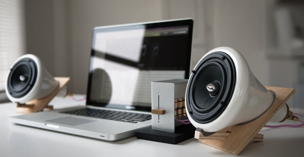 Ceramic speakers macbook