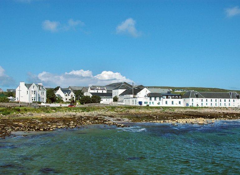 Bruichladdich Distillery Islay