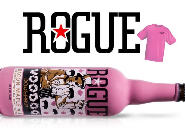 Rogue Voodoo-Doughnut Rogue