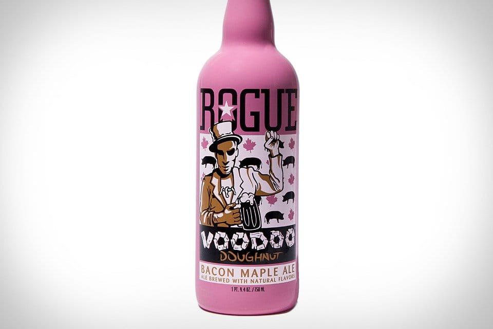 Rogue Voodoo-Doughnut Bottle