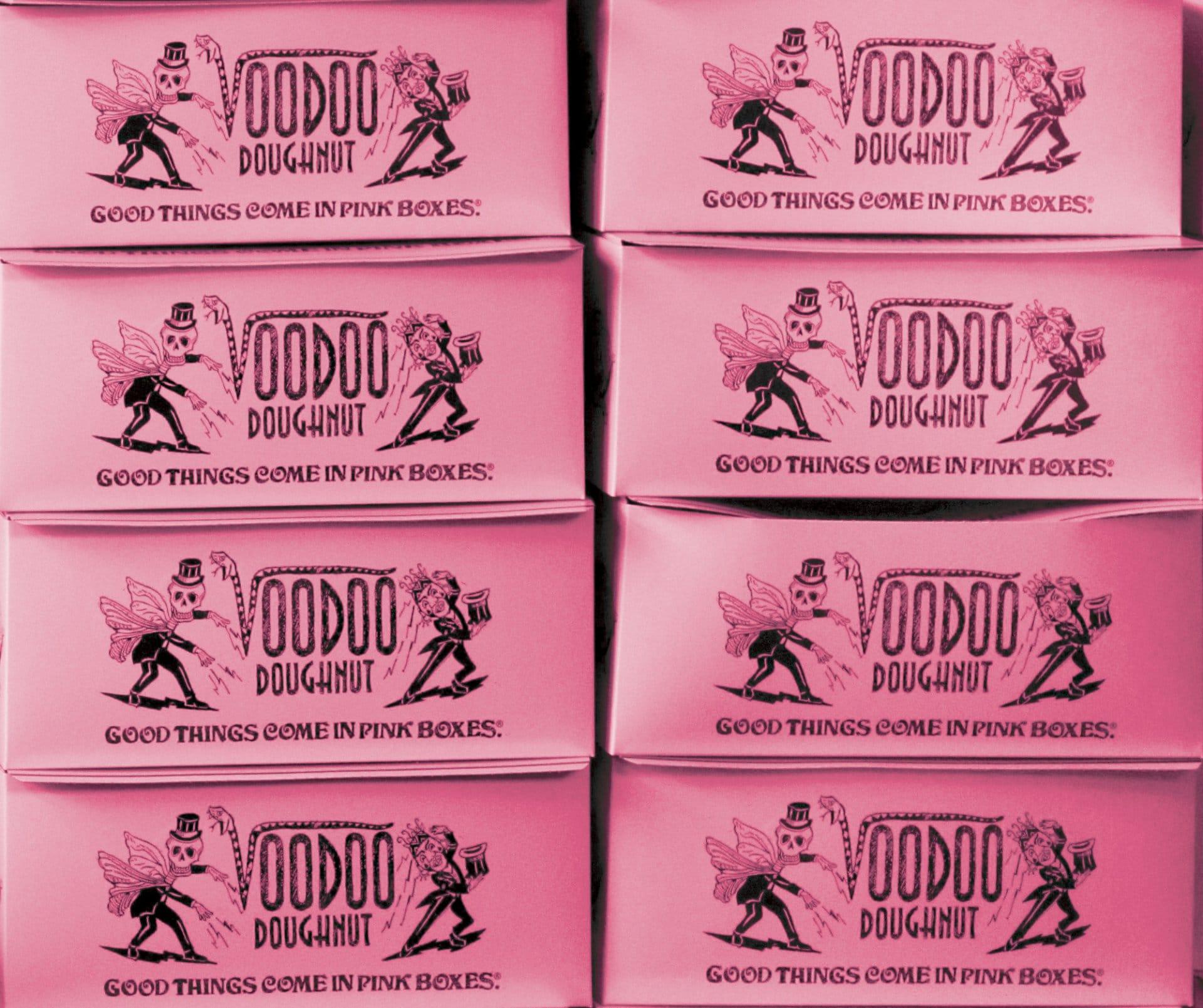 Voodoo-Doughnut Boxes