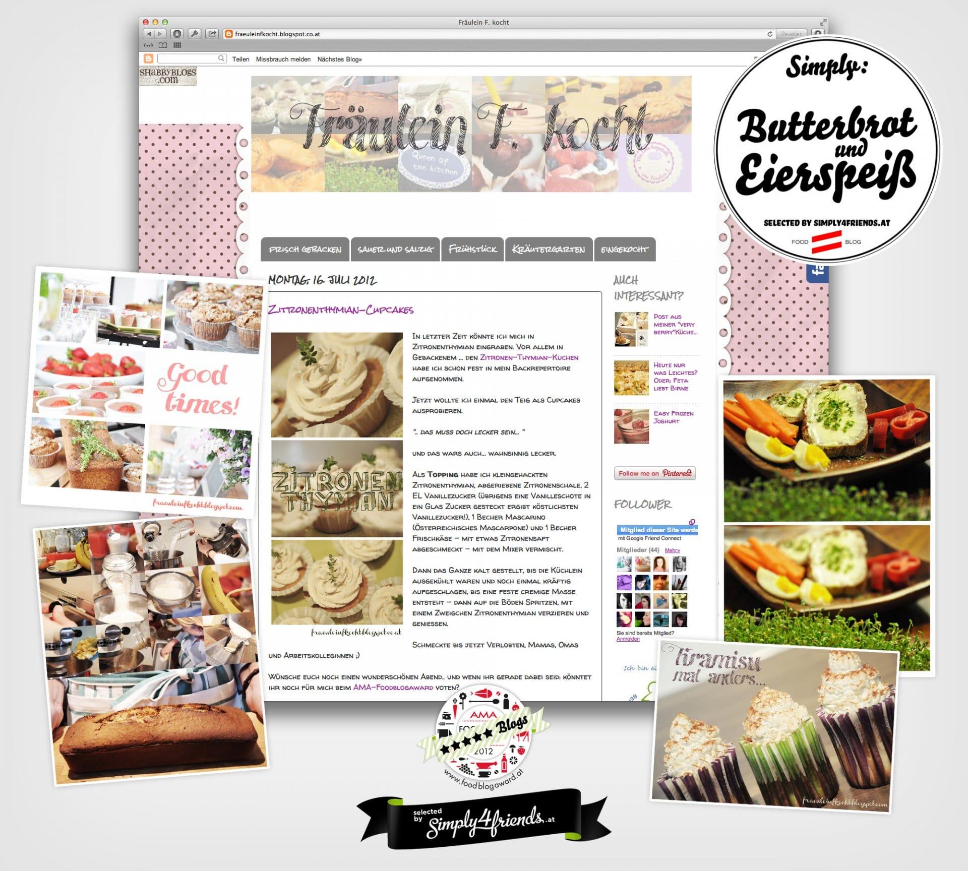 2012 topfoodblog at fraeuleinfkocht