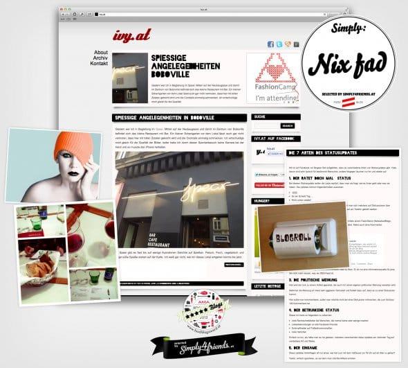 2012 topfoodblog at ivy