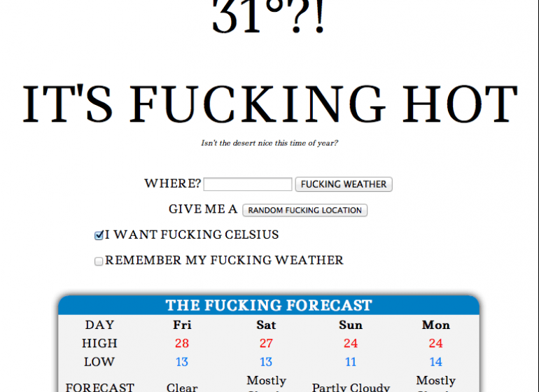 Fuckinghot