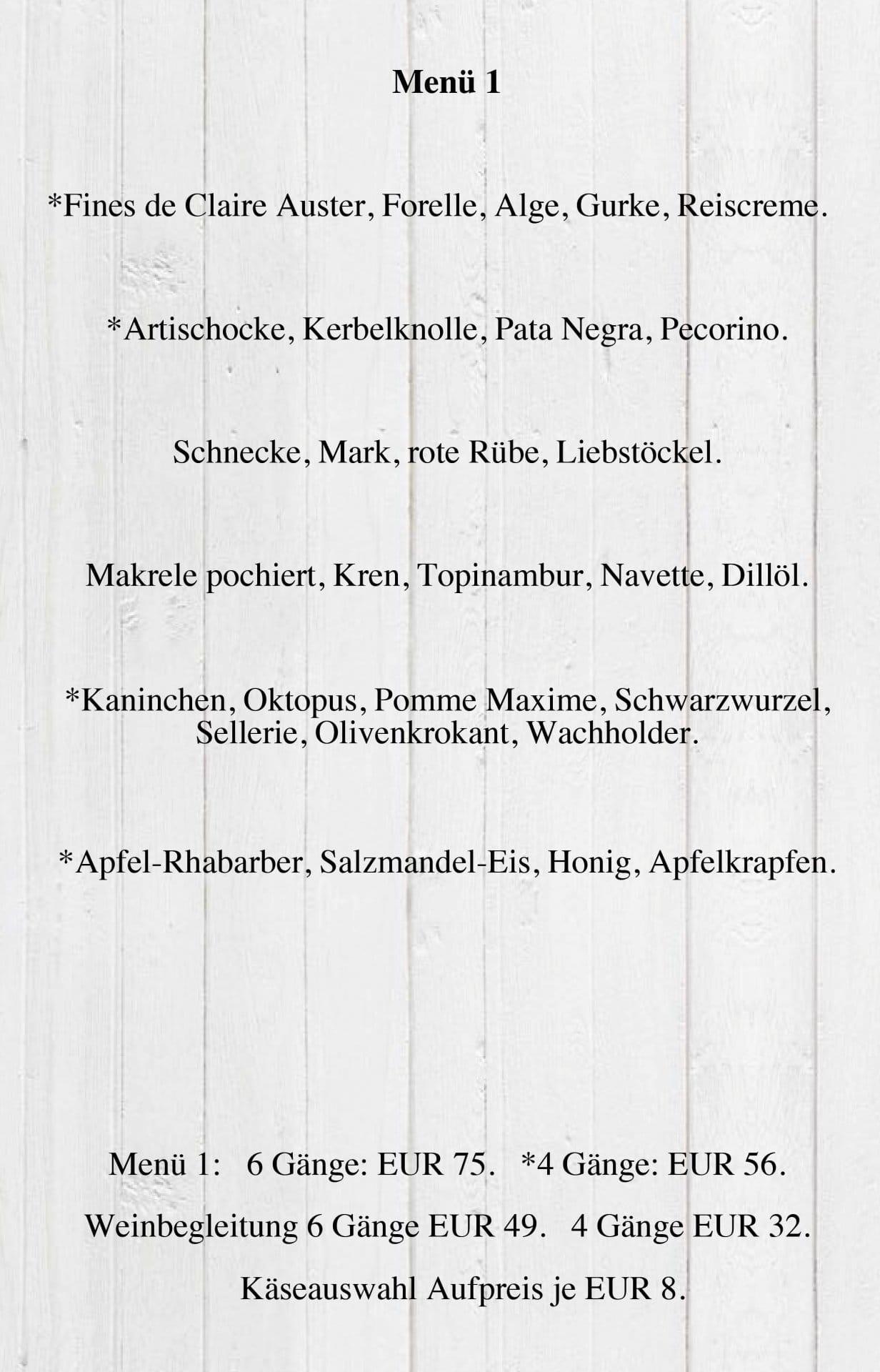 Kf menu1