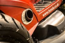 Honda mean mower 08-0718