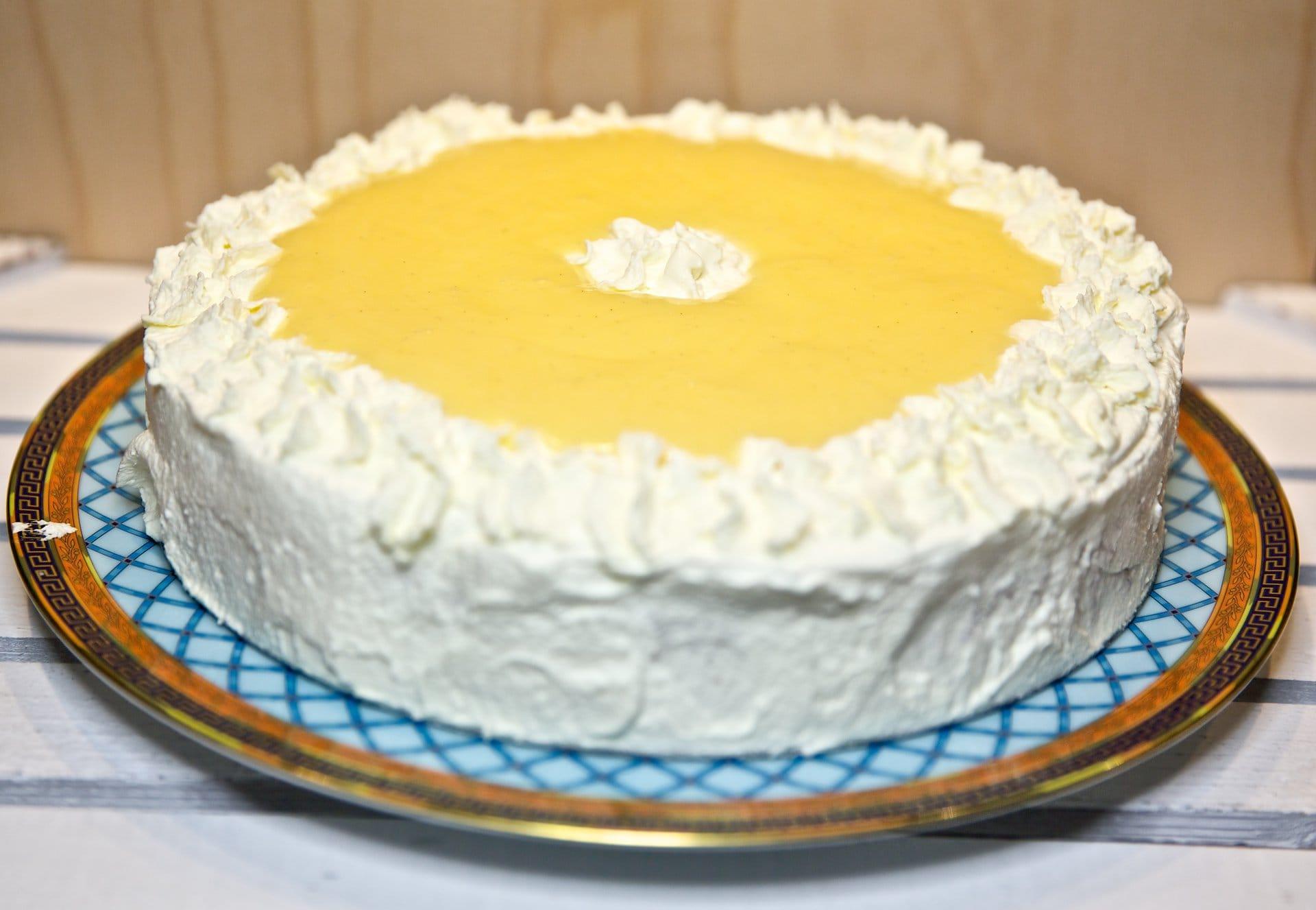 kuchen was statt eierlikör