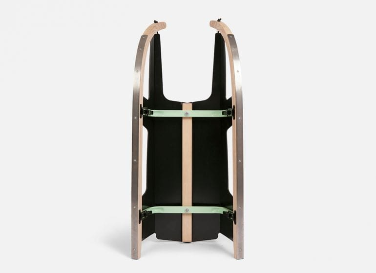 Folding-sled-making-wintertime-fun-portable-and-stackable-3