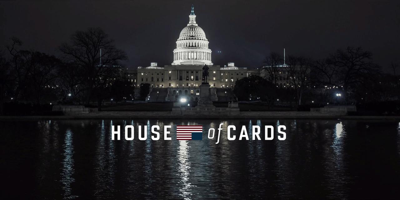 Resultado de imagem para house of cards