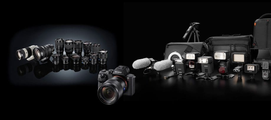 Sony Y7r ii accessories
