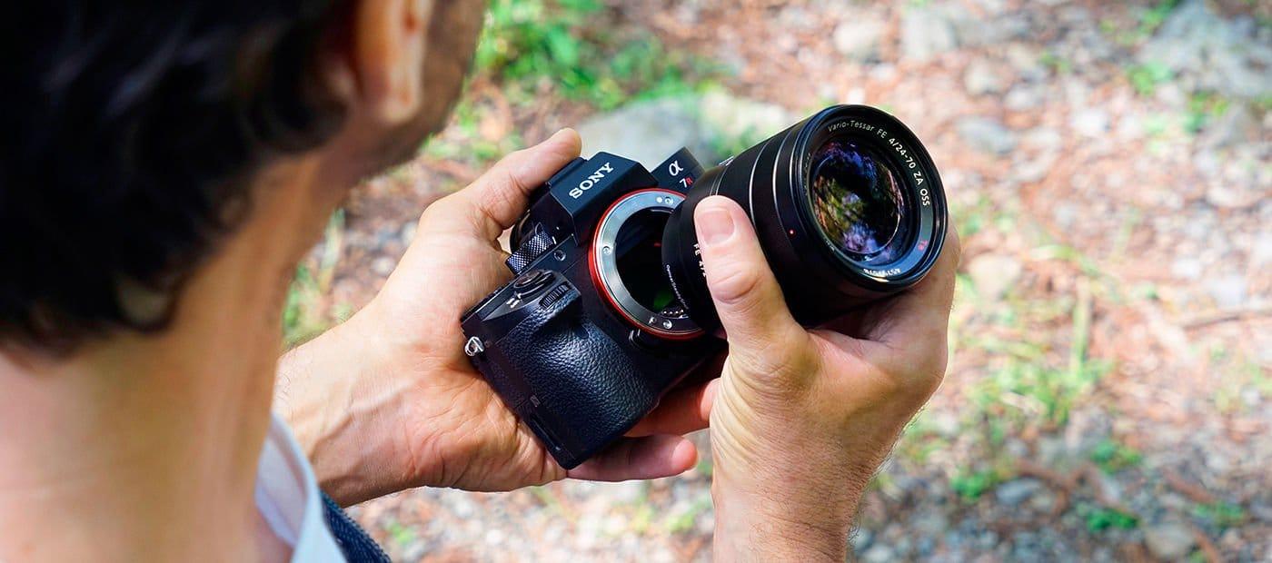 Sony Y7r ii lensmount