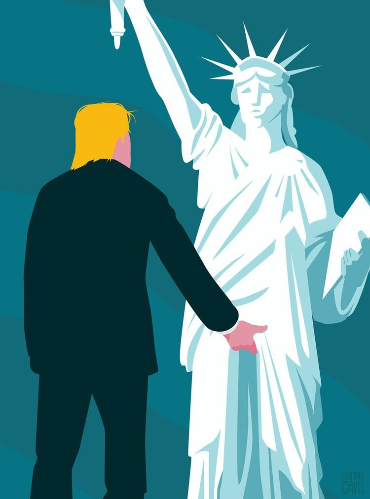 161018 trump they let you do it lennart gaebel illustration 72
