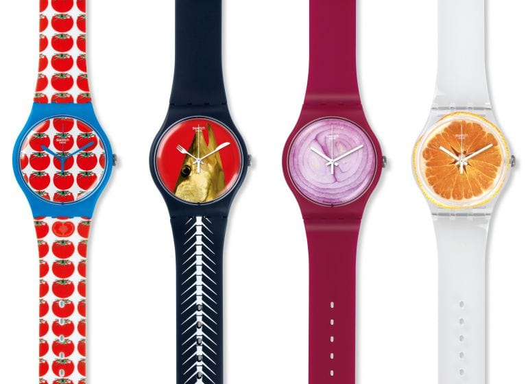Swatch-collection