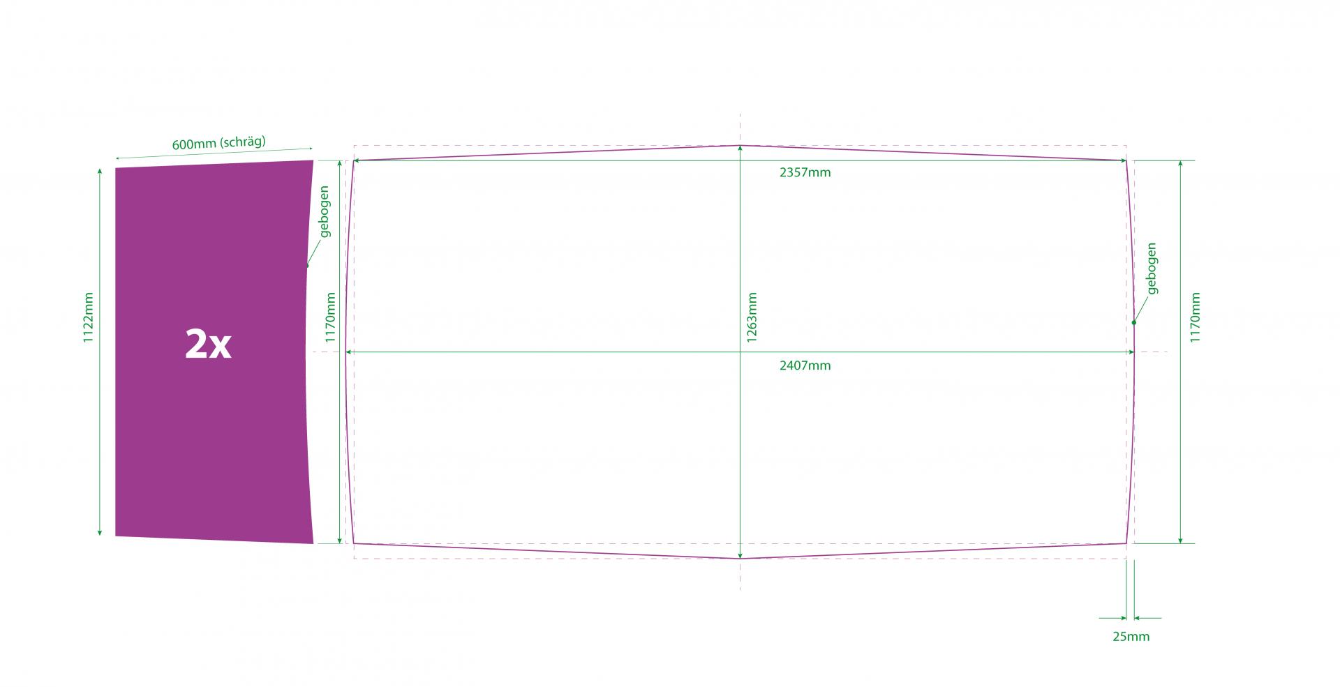 Tischerweiterung